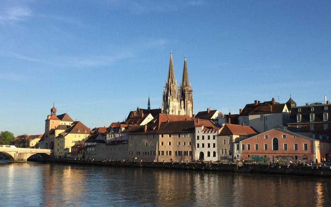 Ausflug nach Regensburg