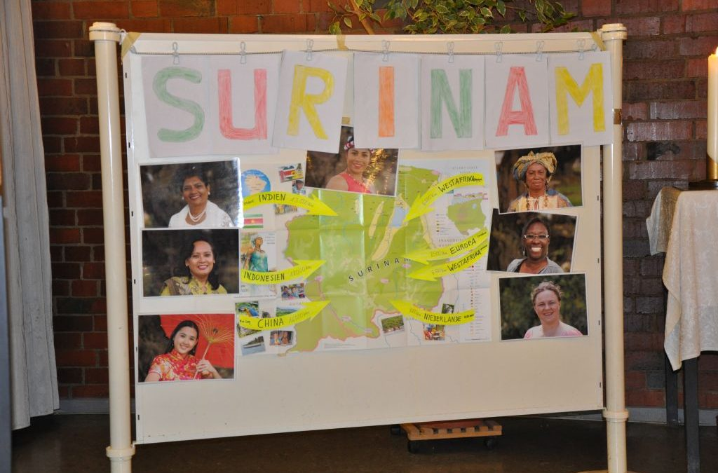 Weltgebetstag Surinam